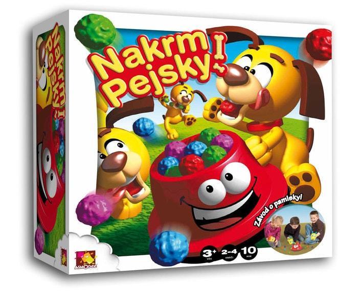 Asmodee Nakrm Pejsky!