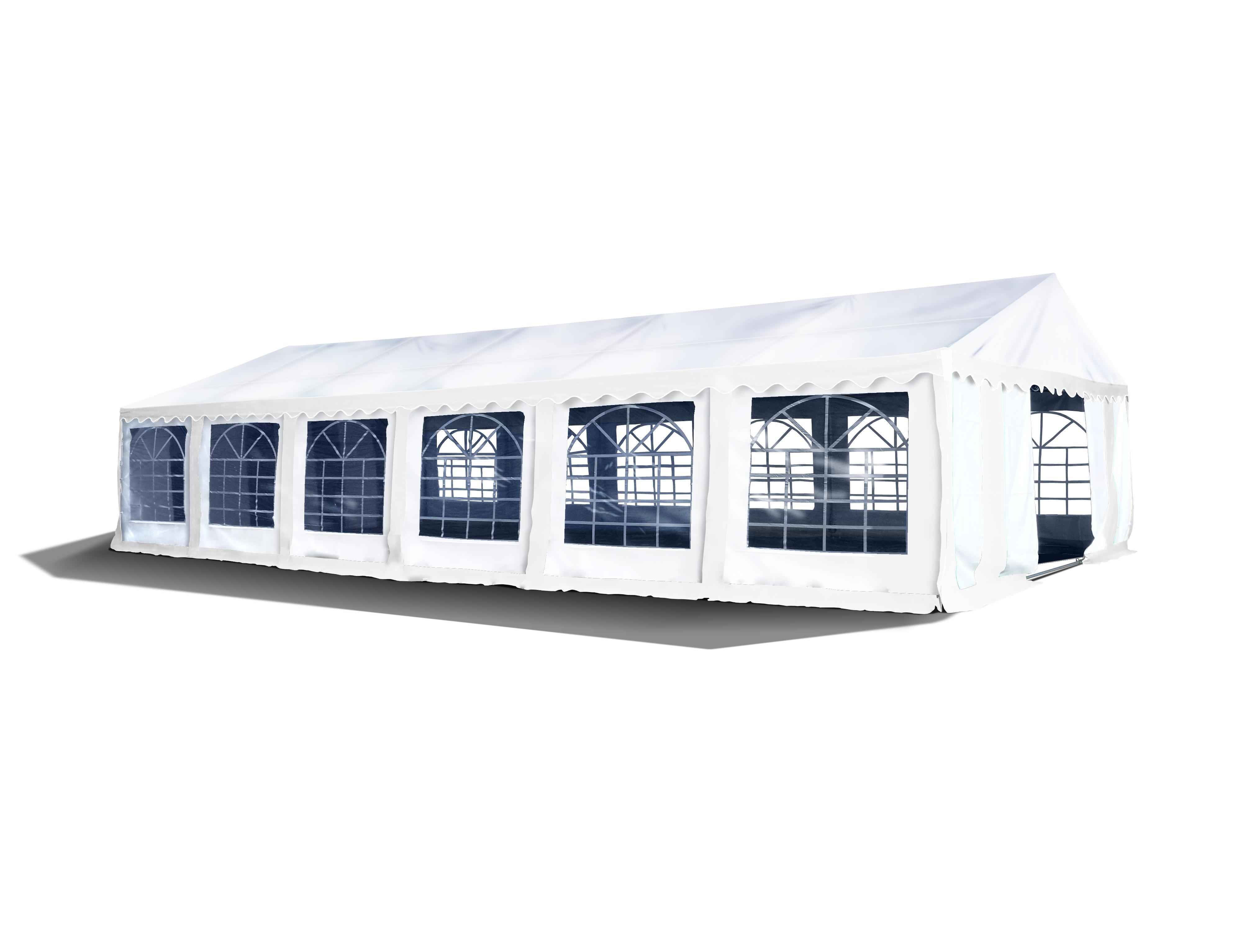 Hawaj Párty stan Economy 6 x 12 m bílý