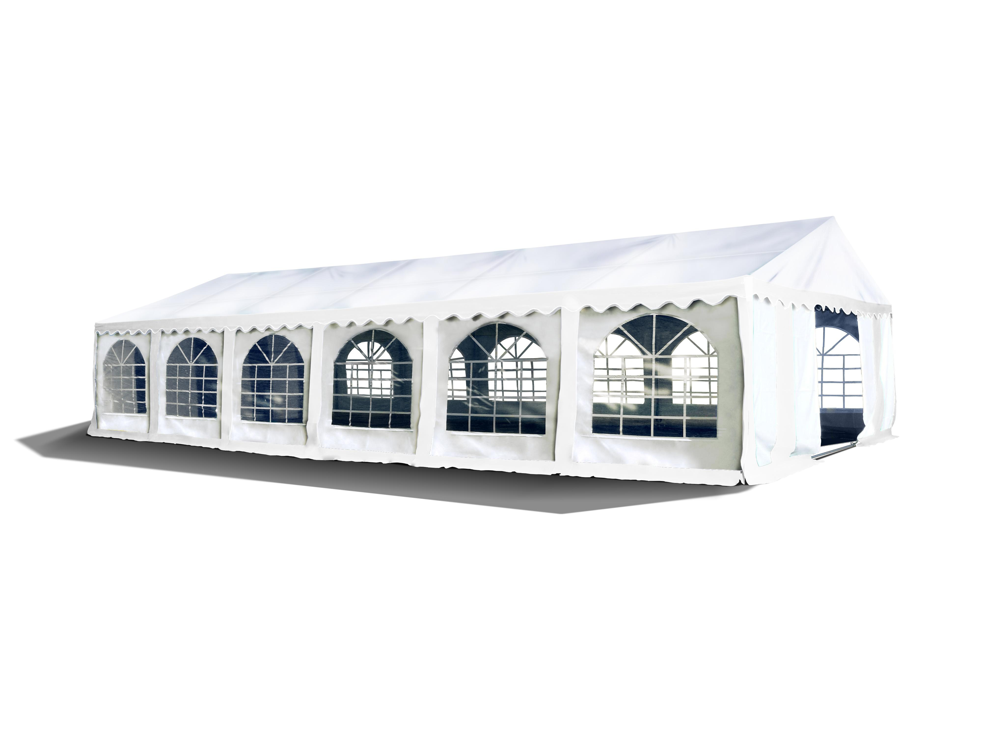 Hawaj Párty stan Premium 6 x 12 m bílý