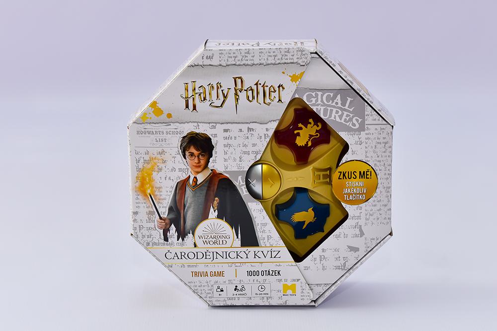 Harry Potter kouzelnický kvíz